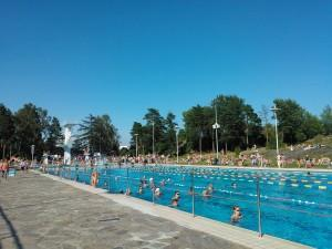 Olympic swimming stadium Helsinki